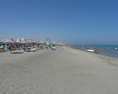 margherita di savoia spiaggia